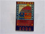 Disney Trading Pin 37 Disney's Coronado Springs Resort - 2000