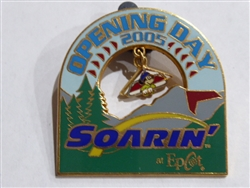 Disney Trading Pin  37138 WDW - Passholder Exclusive - Soarin' Opening Day 2005