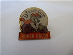 Disney Trading Pin 3716 Super Baloo - TaleSpin - Disney Club