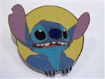 Disney Trading Pin 37219 Disney Auctions (P.I.N.S.) - Stitch Pin Only From Pin Trader Hip Bag