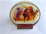 Disney Trading Pin 37356: Disney Catalog - The Incredibles - DVD/Video Release