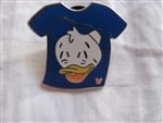 Disney Trading Pins 37398: WDW - Cast Lanyard Series 3 - Tee-Shirt (Dewey Duck with Hidden Mickey)