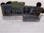 Disney Trading Pin  37473 WDW - Greetings From Walt Disney World (3D)