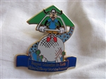 Disney Trading Pin 37763: Energizer® / Disney Parks Pin Collection - Soarin' (Goofy)