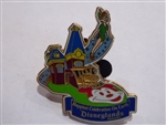 Disney Trading Pin 37764: Energizer® / Disney Parks Pin Collection - Parade of Dreams (Peter Pan)