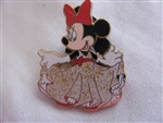 Disney Trading Pin 37773: WDW Deluxe Starter Set - Happiest Celebration on Earth (Minnie Mouse)