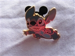 Disney Trading Pin 37778: WDW Deluxe Starter Set - Happiest Celebration on Earth (Stitch Running)