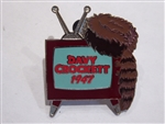Disney Trading Pins Countdown to the Millennium Series #94 (Davy Crockett 1947) - Error