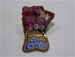 Disney Trading Pin 3789 TDL - Party Express - Minnie Mouse (Dangle)
