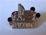 Disney Trading Pin 38057 Disney Animation Sketches Pin Set (Animation Building) silver prototype