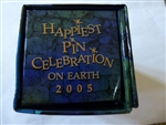 Disney Trading Pin  38423 WDW - Happiest Pin Celebration On Earth (Disney Villains 3 Pin Boxed Set) Jumbo