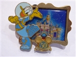 Disney Trading Pin  38490 DLR - Happiest Homecoming On Earth (Donald Duck)