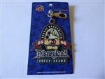 Disney Trading Pin 38502 DLR - Passholder Exclusive - Lanyard Medal - Fifty Years (Mickey)
