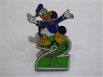Disney Trading Pin  38528 WDW - Magical Place To Be 2003 (4 Pin Boxed Set) Donald/2
