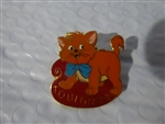 Disney Trading Pin  3856 The Aristocats (Toulouse)