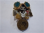 Disney Trading Pin 38882 Magical Milestones - 2003 - Premiere of Pirates of the Caribbean