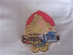 Disney Trading Pin 391 DS - Countdown to the Millennium Series #70 (Sleeping Beauty)