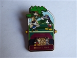 Disney Trading Pin  39150 DLR - 75th Anniversary (Mickey's Rival)