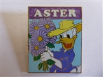 Disney Trading Pin 39372 WDW - Our Disney Garden 2005 (Donald Duck/Aster) Pin Only