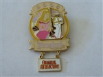 Disney Trading Pins  39386 DLR - Original Attraction 2005 - King Arthur Carrousel (Surprise Release)