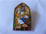 Disney Trading Pin 39684 Disney Mall - Donald Duck Stained Glass ARTIST PROOF
