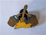 Disney Trading Pin  39717 DLR - Fantasia 2000 Sorcerer's Apprentice Box Set (Larger Broom)