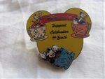Disney Trading Pin 39724: Kellogg's GWP #4 - Happiest Celebration On Earth - Tea Cups