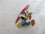 Disney Trading Pins 39731 DLR - Going to the Beach - Donald Duck