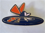 Disney Trading Pin  39765 Disney Gallery - Fantasia 2000 Framed Set (Butterflies on Water) (PRODUCTION SAMPLE)