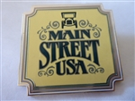 Disney Trading Pins 39874 WDI - Cast Exclusive - Hong Kong Signs (4 Pin Set) Main Street USA