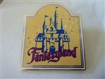 Disney Trading Pins  39876 WDI - Cast Exclusive - Hong Kong Signs (4 Pin Set) Fantasyland
