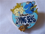 Disney Trading Pins   39918 WDW - The Living Seas Pavilion - Finding Nemo