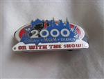 Disney Trading Pin 4: MGM Studios - On With The Show! 2000
