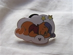 Disney Trading Pin 40029 DLR Global Lanyard Series 3 - Cloud Nap (Winnie the Pooh)