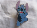 Disney Trading Pin 40094: Booster Collection - Stitch Climbing