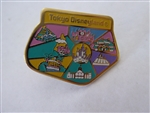 Disney Trading Pin 4016 TDL - Map of Park