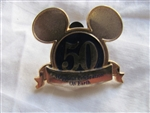 Disney Trading Pins 40233: WDW - Happiest Celebration On Earth (Mickey Mouse Ear Logo)