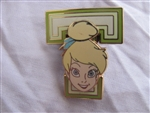 Disney Trading Pin 40261 Block Letters - Tinker Bell 'T'