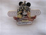 Disney Trading Pin 40854: WDW - Happiest Celebration On Earth - Classic Mickey Logo