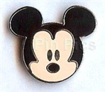 Disney Trading Pin 40952: Cute Characters - Mickey Mouse - Face