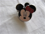 Disney Trading Pins 40953: Cute Characters - Minnie Mouse - Face