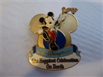 Disney Trading Pin  41007 Happiest Celebration on Earth (Mickey Mouse) Version #2