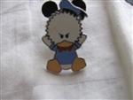 Disney Trading Pin 41214: Cute Characters - Donald Duck - Full Body