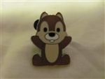 Disney Trading Pins 41218: Cute Characters - Chip - Full Body