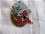 Disney Trading Pin 41237: Stitch Invades Series (Peter Pan)