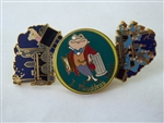 Disney Trading Pin 41575 Disney Auctions (P.I.N.S.) - Mr. Toad (Spinner)