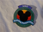 Disney Trading Pin 41628 WDW - MBD - Minority Business Development