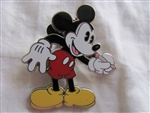 Disney Trading Pin 41783: Mickey Mouse Booster Collection 4 Pin Set - Pie-Eyed