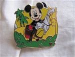 Disney Trading Pin 41821: WDW Cast Lanyard Collection 4 - Recreation (Mickey Horseback Riding)