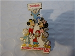 Disney Trading Pin  41880 DLR - National Children's Day 2005)
